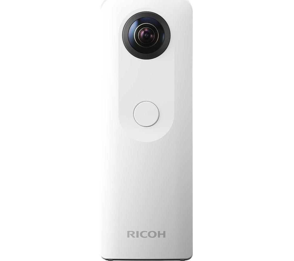 RICOH Theta SC 360 Camera - White