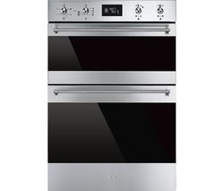 DOSF6390X Electric Double Oven - Stainless Steel