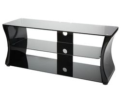 VIVANCO Sirocco 1100 TV Stand - Black
