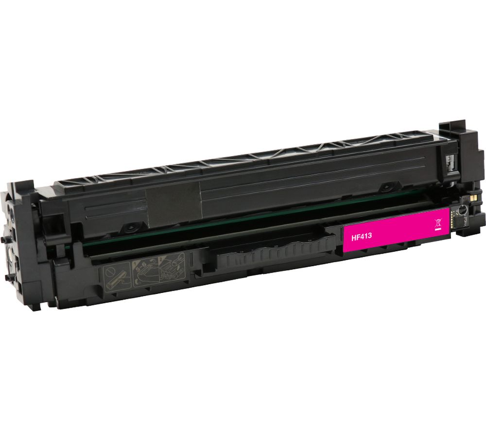 Compare retail prices of Essentials Remanufactured CF413A Magenta HP Toner Cartridge to get the best deal online