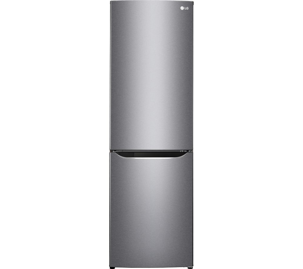 LG GBB39DSJZ 70/30 Fridge Freezer - Dark Steel