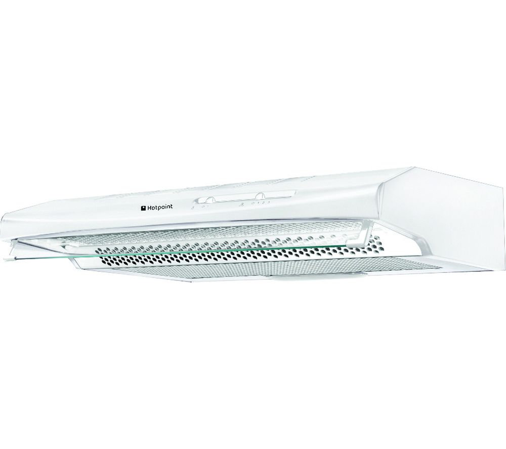 HOTPOINT PSLCSE 65 F AS W Visor Cooker Hood - White