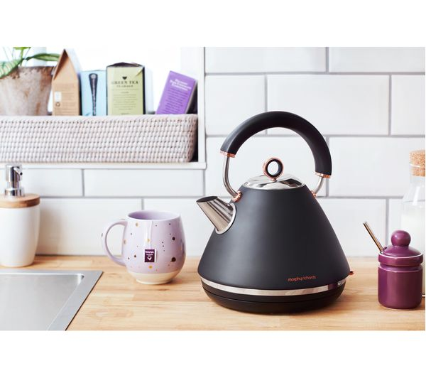 Accents Titanium Traditional Kettle