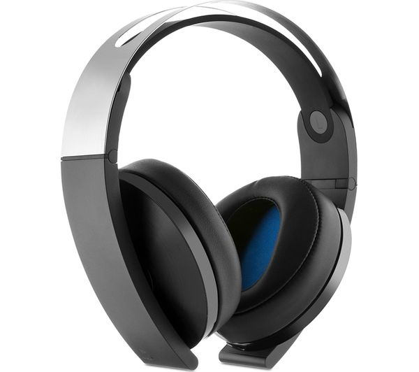 sony platinum wireless 7 1 gaming headset deals pc world. Black Bedroom Furniture Sets. Home Design Ideas