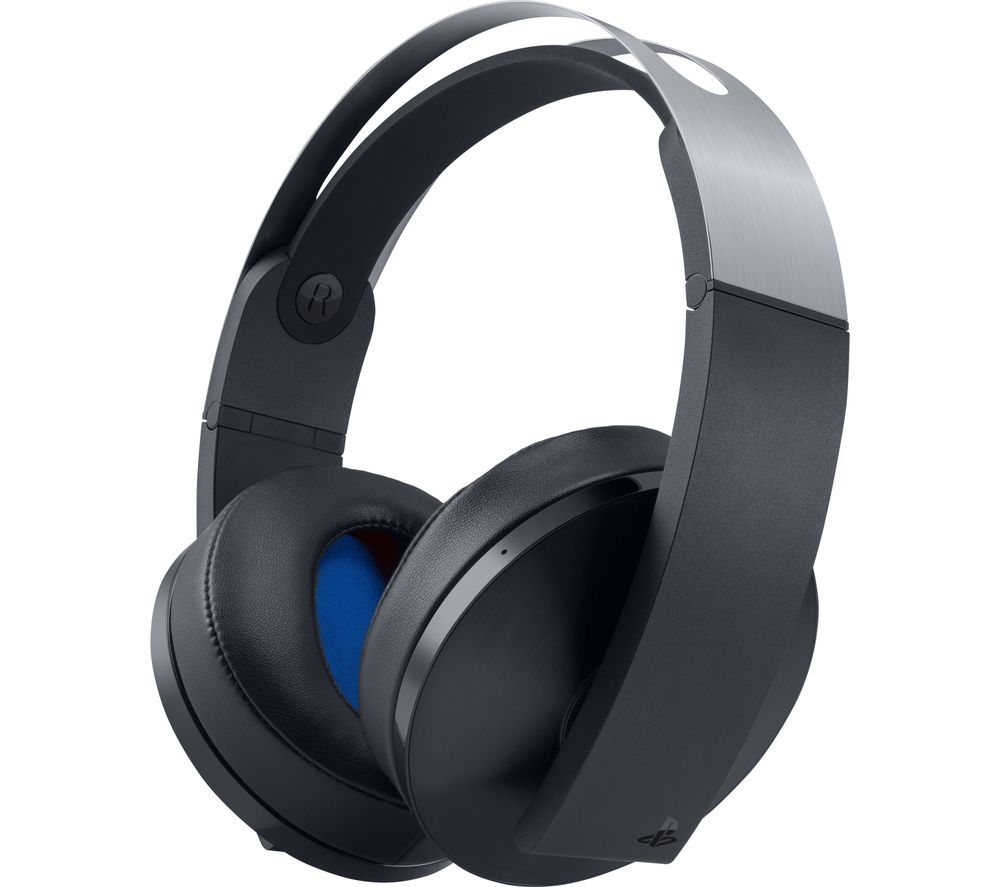 Buy Brand New Playstation 4 Platinum Wireless 7.1 Gaming Headset