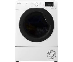 HOOVER Dynamic Next DX C9DKE NFC 9 kg Condenser Tumble Dryer - White