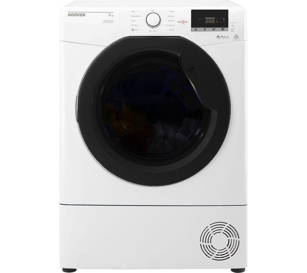 Tumble Dryers Espanol ~ Hoover dynamic next dx c dke nfc kg condenser tumble