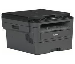 BROTHER DCPL2510D Monochrome All-in-One Laser Printer