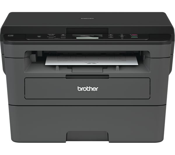 buy brother dcpl2510d monochrome all in one laser printer free delivery currys. Black Bedroom Furniture Sets. Home Design Ideas