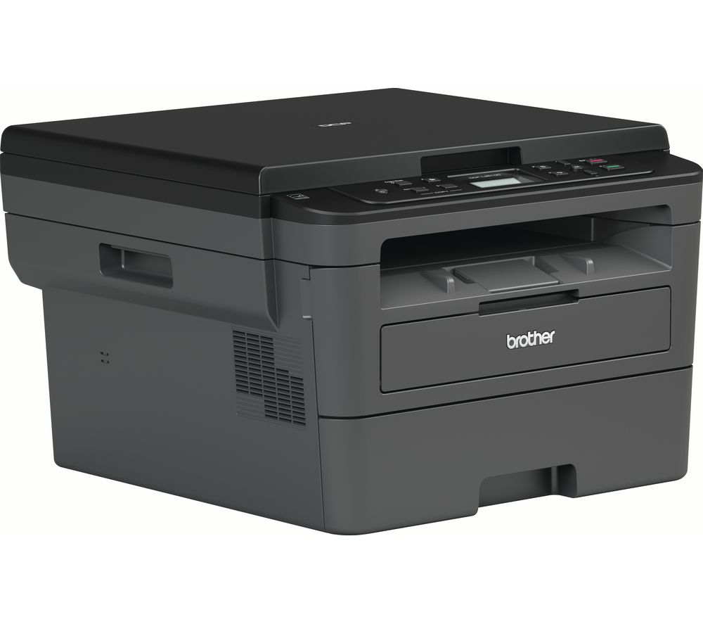 Compare cheap offers & prices of Brother DCPL2510D Monochrome All-in-One Laser Printer manufactured by Brother