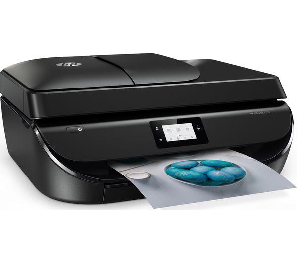 HP OfficeJet 5230 All-in-One Wireless Inkjet Printer With