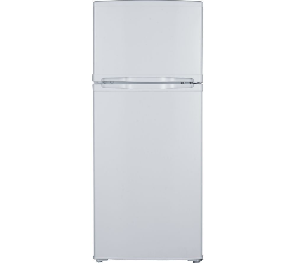 ESSENTIALS C50TW18 70/30 Fridge Freezer - White, White