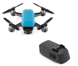 DJI Spark Drone Fly More Combo - Sky Blue