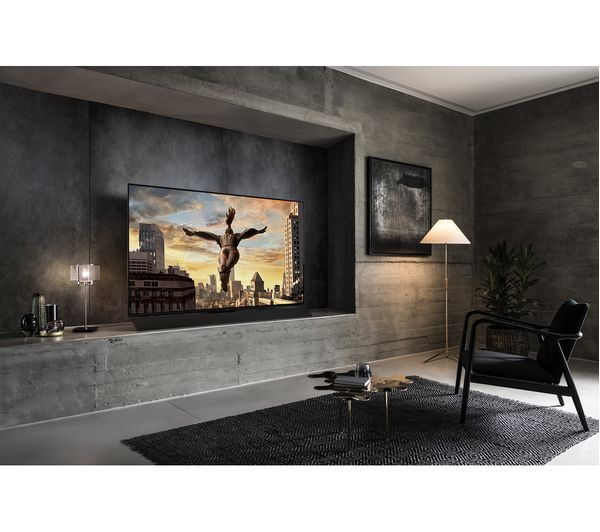buy panasonic tx 65fz952b 65 smart 4k ultra hd hdr oled. Black Bedroom Furniture Sets. Home Design Ideas