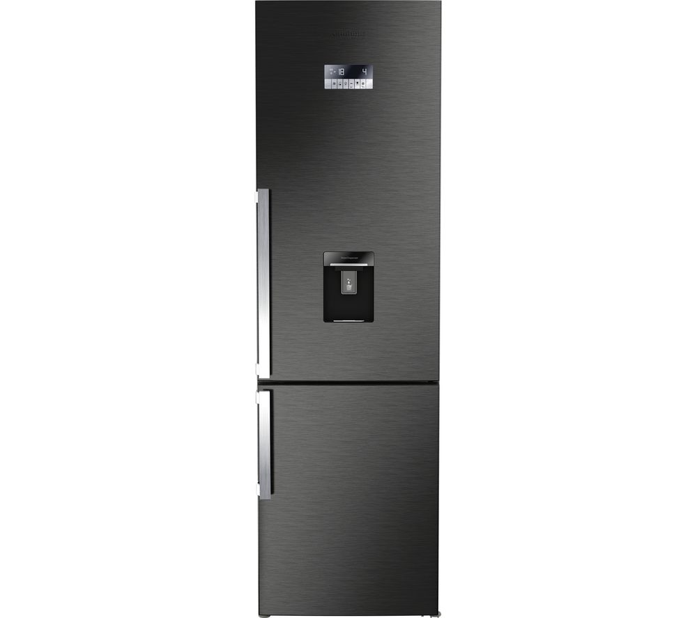GKN16220DZ 70/30 Fridge Freezer - Dark Steel, Black