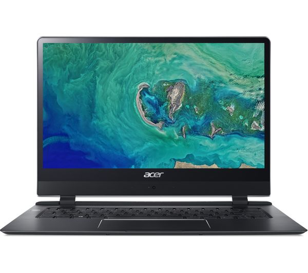 "Image of ACER Swift 7 4G 14"" Intel® Core™ i7 Laptop - 256 GB SSD, Black"