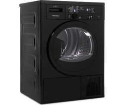 GRUNDIG GTN28240GB 8 kg Heat Pump Tumble Dryer - Black
