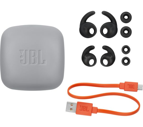 bef38c74781 Buy JBL Reflect Mini 2 Wireless Bluetooth Headphones - Black | Free ...
