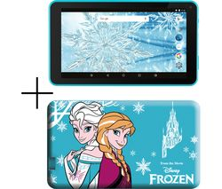 "ESTAR 7"" Tablet & Case - 8 GB, Frozen"
