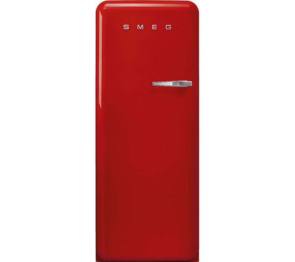 SMEG FAB28LRD3UK Tall Fridge - Red