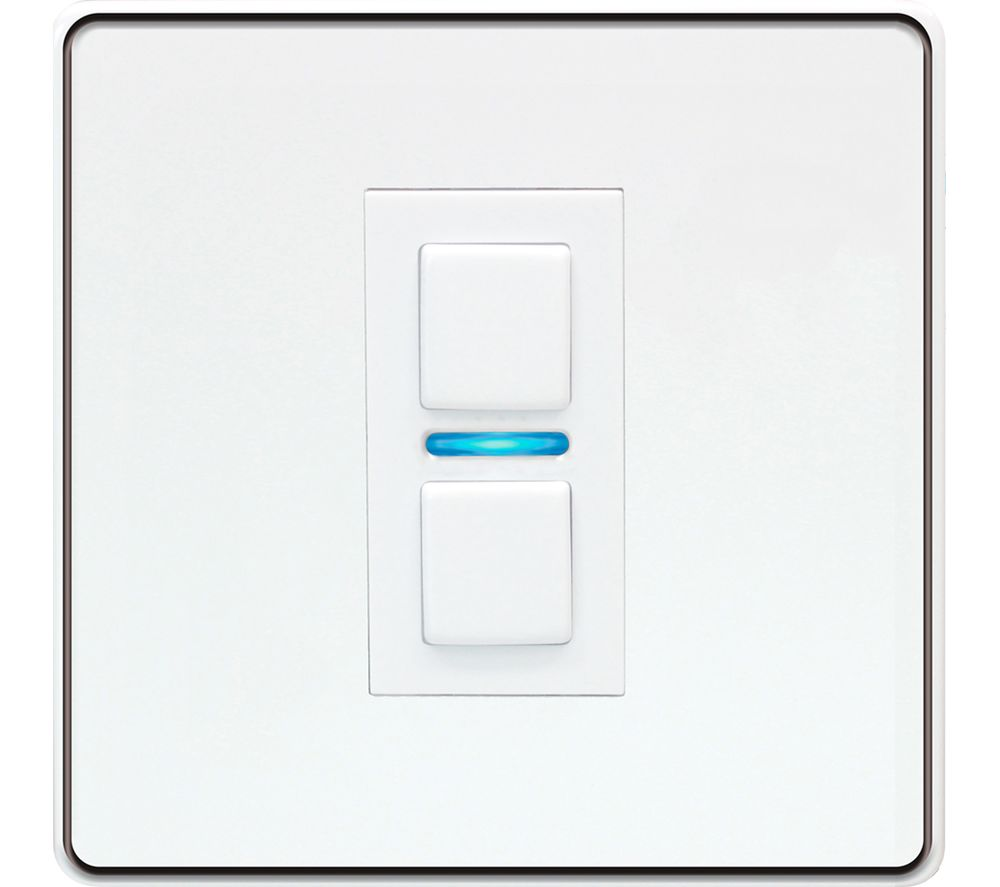 buy lightwave smart series 1 gang dimmer switch