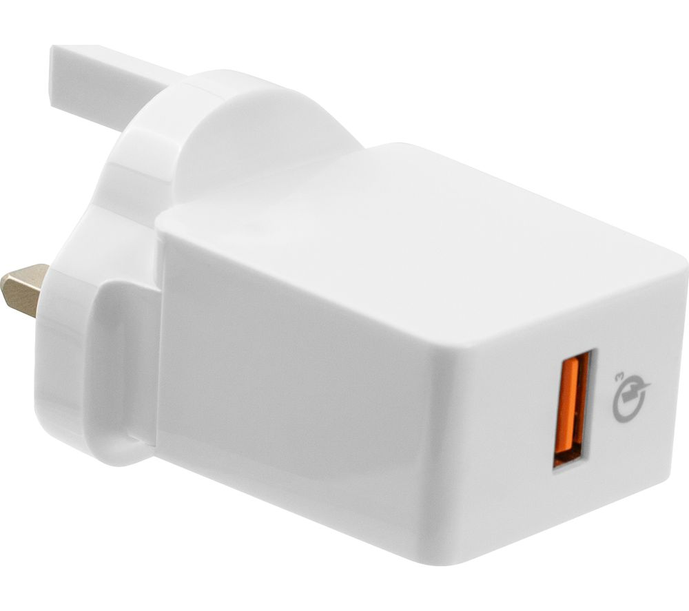 JUICE Qualcomm Fast USB Charger