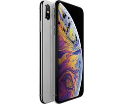 APPLE iPhone Xs Max - 256 GB, Silver