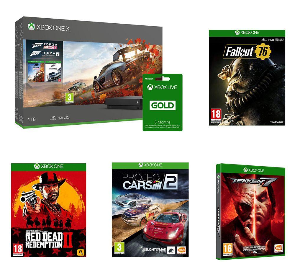 Daily Deals: Nintendo Switch under £300, Xbox One X Forza