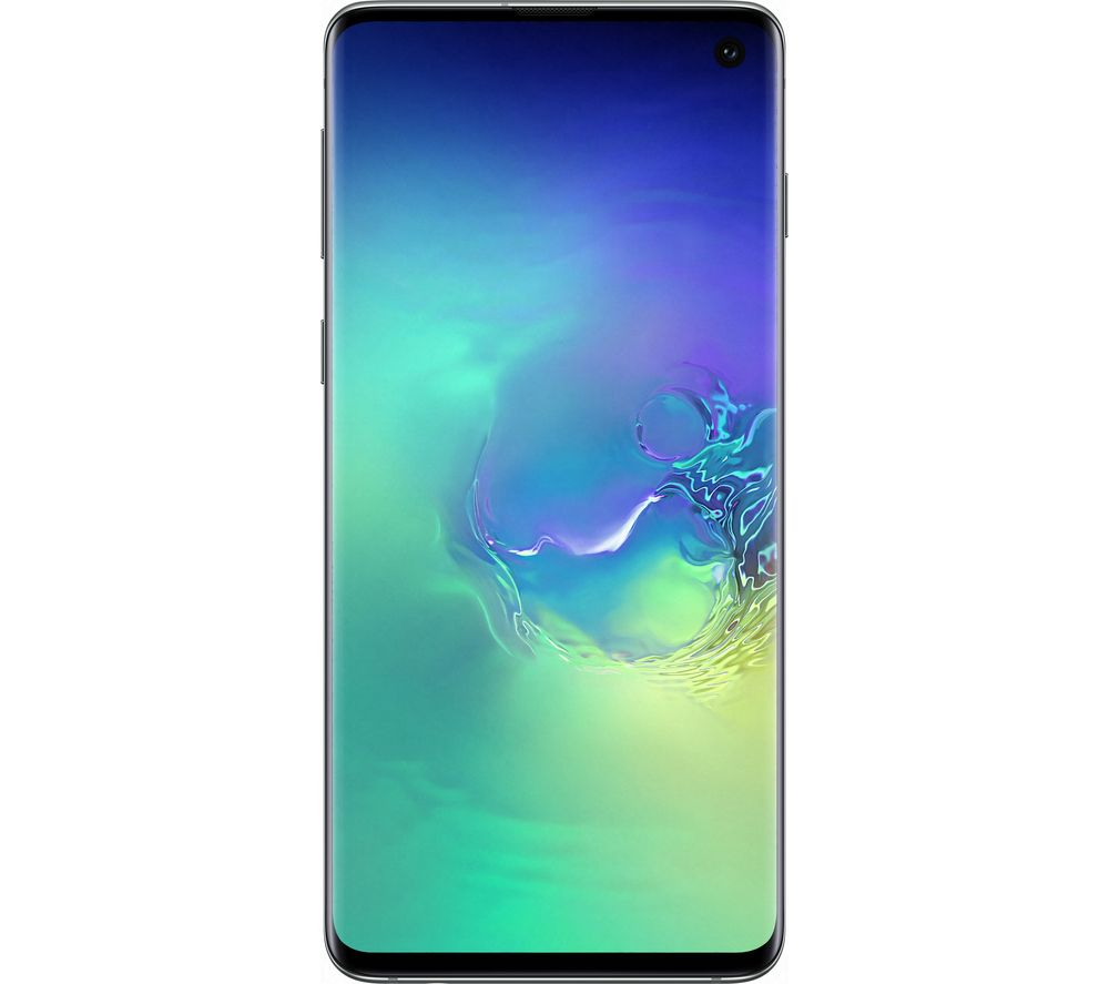 SAMSUNG Galaxy S10 - 128 GB, Prism Green