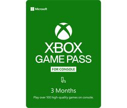 XBOX ONE Xbox One Game Pass - 3 months