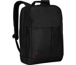 "WENGER Reload 16"" Laptop Backpack - Black"
