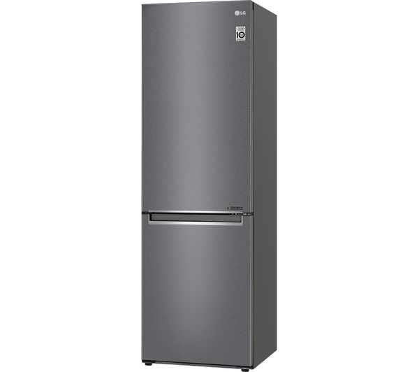 LG GBB61DSJZN 70/30 Fridge Freezer - Graphite