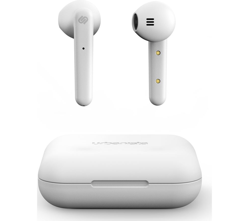 URBANISTA Stockholm Wireless Bluetooth Earphones - Fluffy Cloud