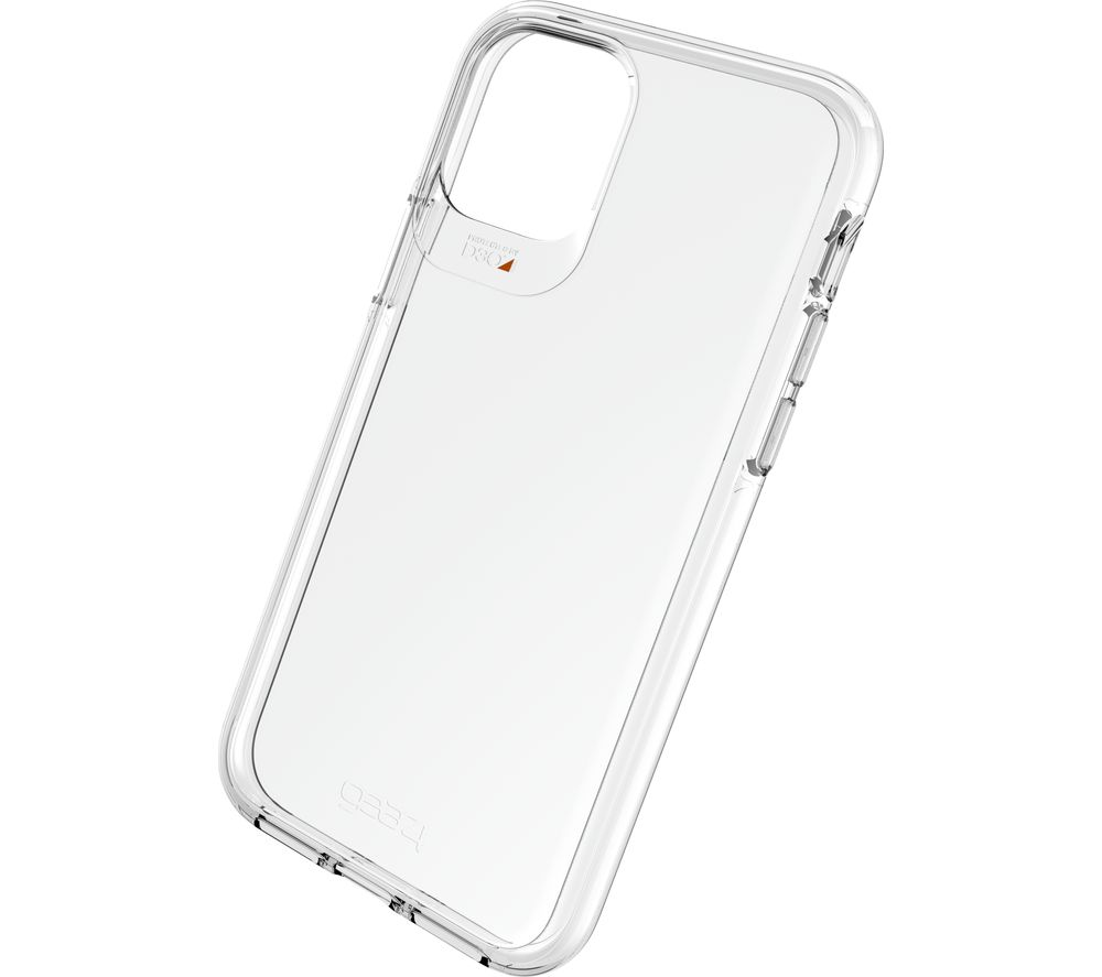 Image of Crystal Palace iPhone 11 Pro Case - Clear