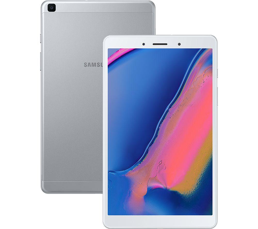 """SAMSUNG Galaxy Tab A 8"""" Tablet (2019) - 32 GB, Silver"""