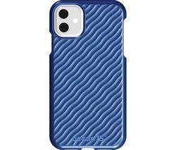 Ocean Wave iPhone 11 Case - Ocean Blue