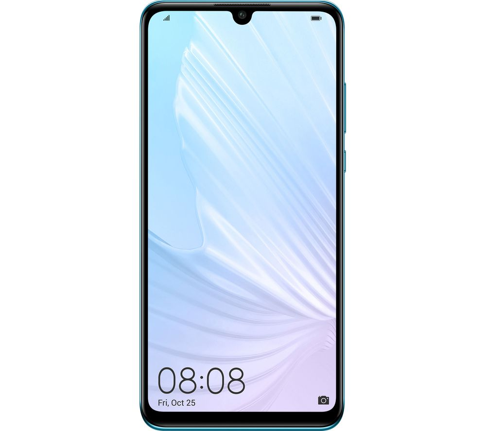 HUAWEI P30 Lite New Edition - 256 GB, Crystal