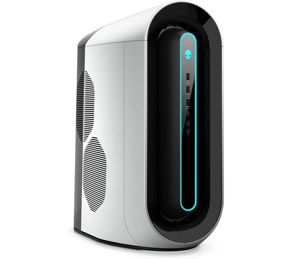 ALIENWARE Aurora R9 Gaming PC - AMD Ryzen 7, RX 5700, 1 TB HDD & 512 GB SSD