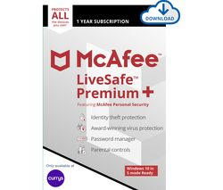 LiveSafe Premium - 1 year for unlimited devices (download)