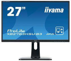 "ProLite XB2783HSU-B3 27"" Full HD LCD Monitor - Black"