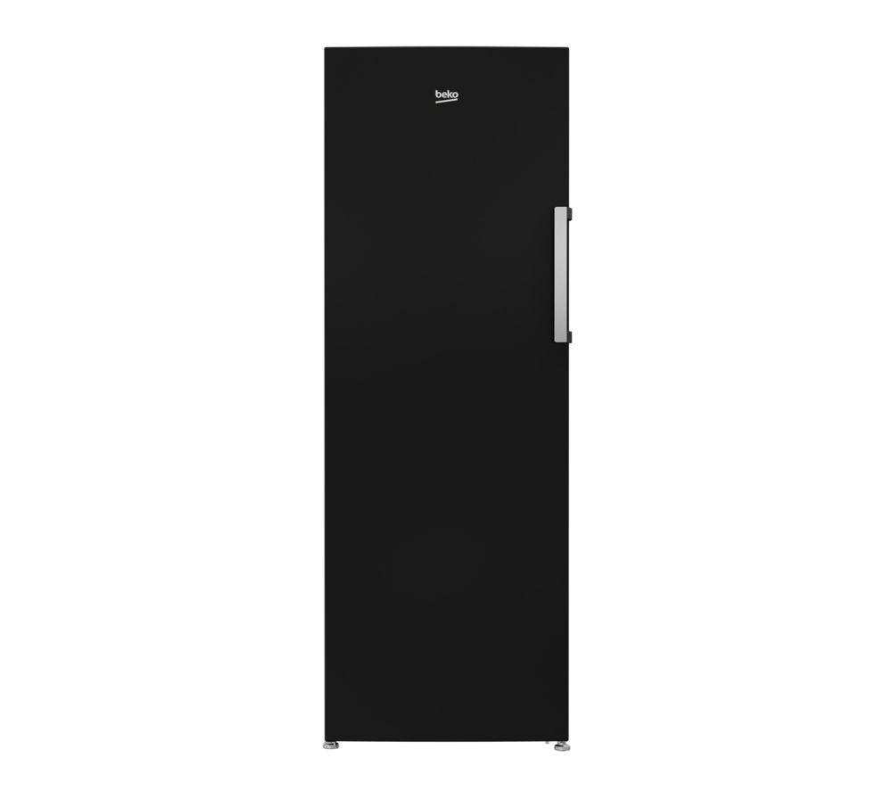 BEKO FFP3671B Tall Freezer - Black