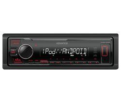 KMM-205 Car Stereo - Black