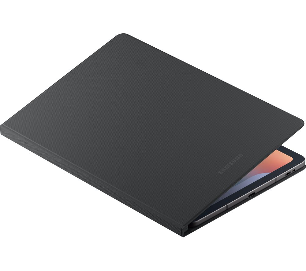 "SAMSUNG Galaxy Tab S6 Lite 10.4"" Book Cover - Oxford Grey"
