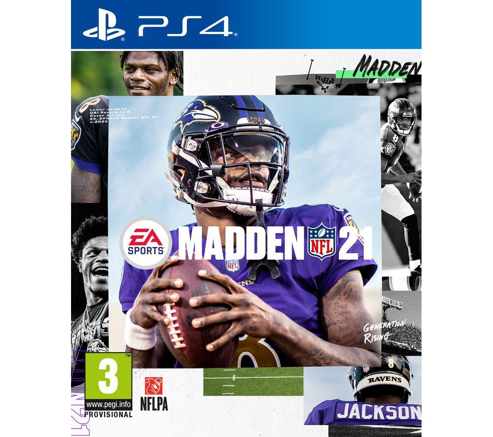PLAYSTATION Madden NFL 21