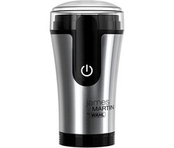 James Martin ZX992 Electric Spice & Coffee Grinder - Chrome