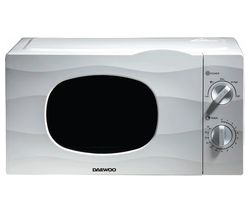 SDA2095 Solo Microwave - White