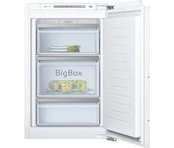 GI1216DE0 Integrated Freezer - Fixed Hinge