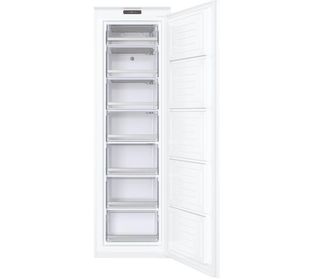 HOOVER HBOU 172UK/N Integrated Tall Freezer - Sliding Hinge