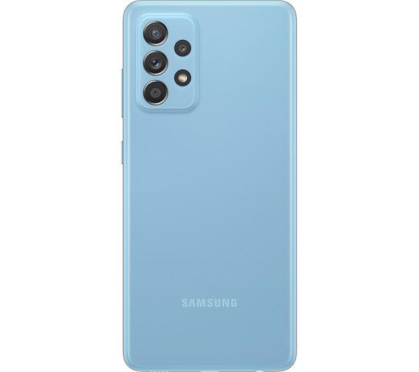 Samsung Galaxy A52 5G - 128 GB, Awesome Blue 2