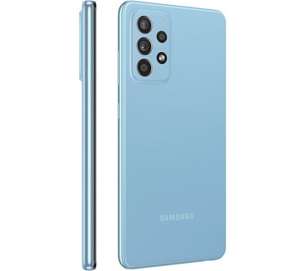 Samsung Galaxy A52 5G - 128 GB, Awesome Blue 3